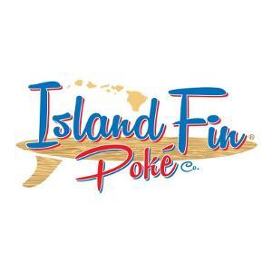 Island Fin Poké Lake Mary logo