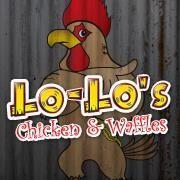 Lo-Lo's Chicken & Waffles logo