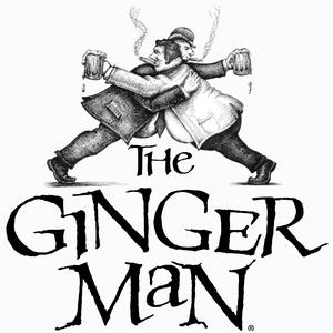 The Ginger Man logo