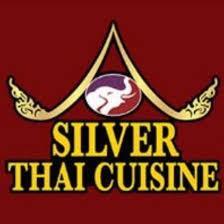 Silver Thai Cuisine Allen logo