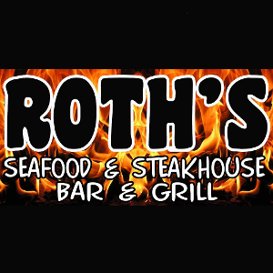 Roth's Seafood & Steakhouse Bar & Grill logo