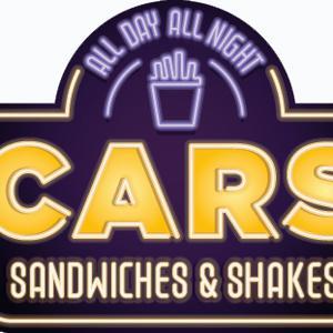 CARS: Sandwiches & Shakes logo