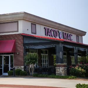 Taco Mac Newnan logo