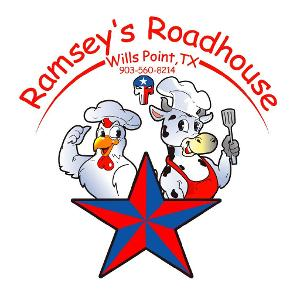 Ramsey's Roadhouse And Pub logo