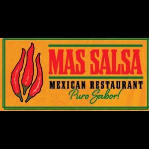 Mas Salsa Tex Mex Restaurant logo
