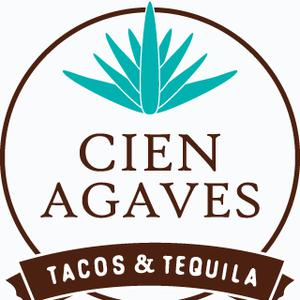 Cien Agaves Tacos & Tequila logo