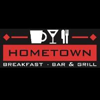 Home Town Breakfast Bar & Grill logo