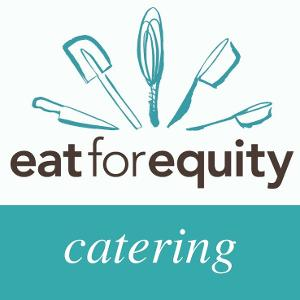 Eat for Equity Catering logo