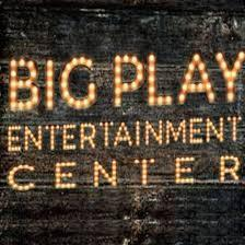 Big Play Entertainment - Store 1 logo