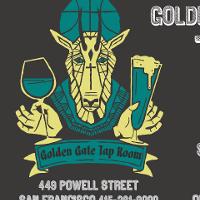 Golden Gate Tap Room logo
