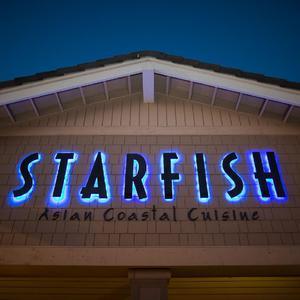 Starfish - Laguna Beach logo