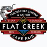 Flat Creek Resort logo