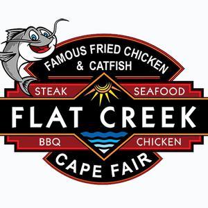 Flat Creek Resort - Cape Fair logo