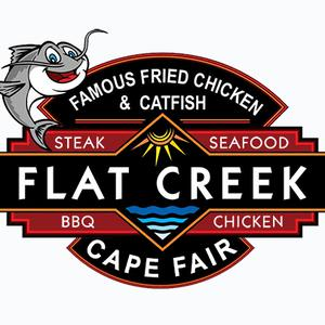 Flat Creek Resort logo