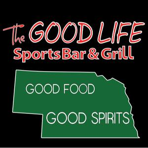 The Good Life Sports Bar and Grill logo