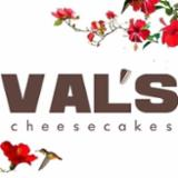 Val's Cheesecakes, The Shop (cashless & contactless) logo