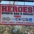 Heroes Sports Bar & Grille- 273 Dauphin Street logo