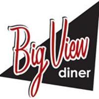 Big View Diner logo
