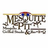 Mesquite Pit Steaks and Bar B Q logo