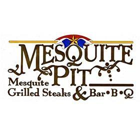 Mesquite Pit Steaks and Bar B Q logo