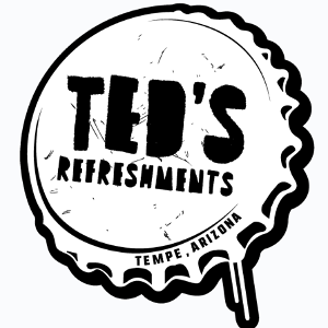 Ted's Refreshments logo