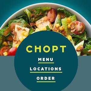 Chopt Creative Salad Co. logo