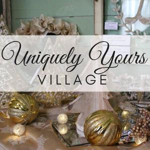 Uniquely Yours Village--Treasures logo