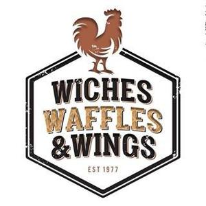 Wiches Waffles And Wings logo