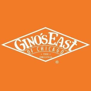 Ginos East logo