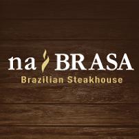 NaBrasa Brazilian Steakhouse logo