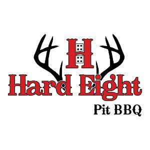 Hard Eight BBQ logo