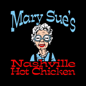 Mary Sue's Nashville Hot Chicken. logo