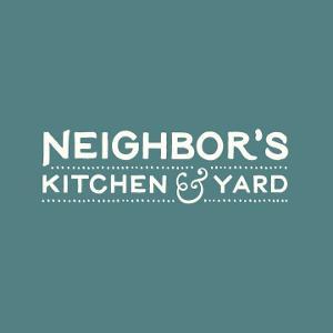 Neighbor's Kitchen & Yard logo