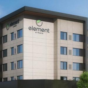 Element Seattle Seatac Airport Hotel logo