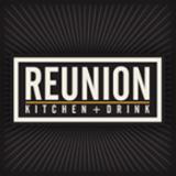 Reunion Kitchen + Drink logo