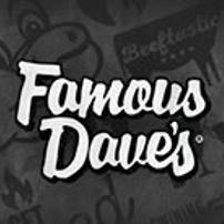 Famous Dave's - Lincoln logo