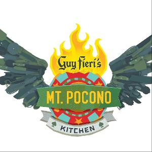 Guy Fieri's Mt. Pocono Kitchen logo