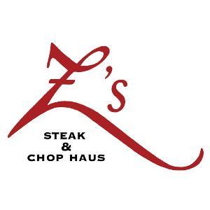 Z's Steak and Chop Haus logo