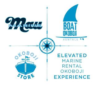 The Okoboji Store Bar and Kitchen logo