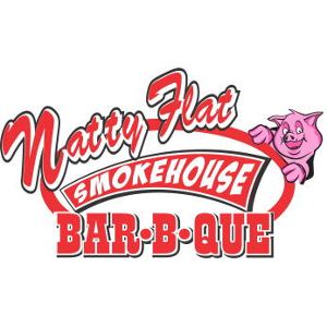 Natty Flat Smokehouse logo