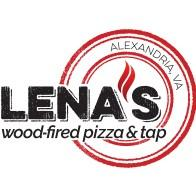 Lena's Wood-Fired Pizza & Tap logo