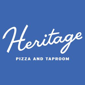 Heritage Pizza and Taproom logo