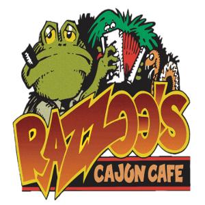 Razzoo's Cajun Café logo