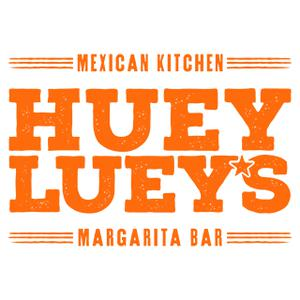 Huey Luey's Mexican Kitchen & Margarita Bar logo