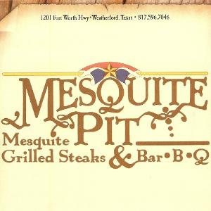 Mesquite Pit logo