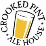 Crooked Pint Ale House & Event Center logo