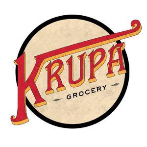 Krupa Grocery logo