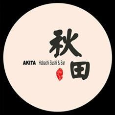 Akita Hibachi Sushi logo