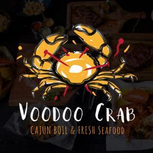 Voodoo Crab of Centereach logo