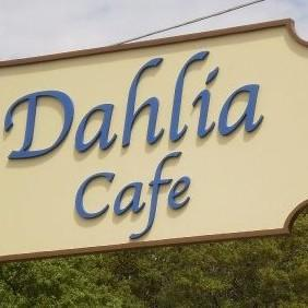Dahlia Cafe logo